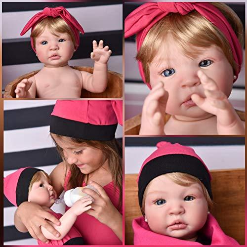 Boneca Bebe Reborn Alice Monteiro By Fada Madrinha
