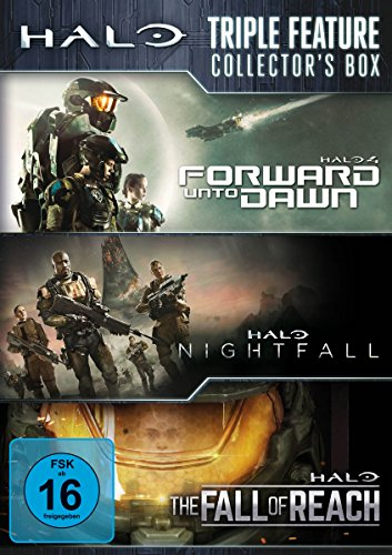 Halo - Triple Feature Collector's Box [3 DVDs]