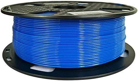 Easy Print Blue PETG Filament 1 75mm 1KG 3D Printing Filament 2 2lbs Spool 3D Printer Material product image