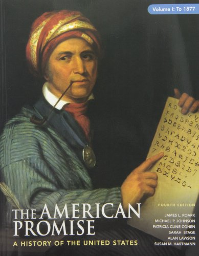 American Promise 4e V1 & Reading the American Past 4e V1
