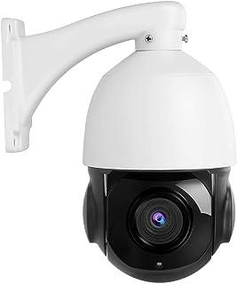 Cámara de seguridad IP PTZ IP de 5 MP HD, zoom óptico de 20x, cámara PTZ domo IP al aire libre con visión nocturna inteligente infrarroja, decantación de movimiento, compatible con Onvif Hikvision