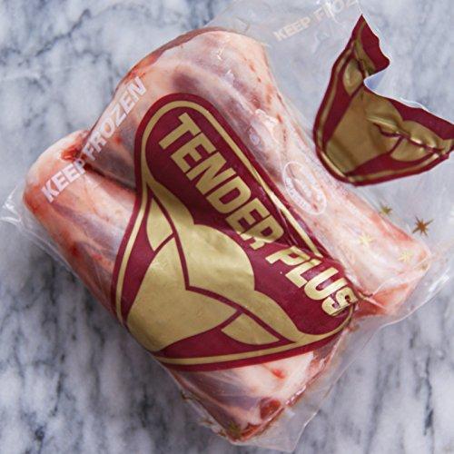 熟成ラム 骨付き仔羊 シャンクミート(骨付きすね肉)約250g2本入り(凍) オーストラリア産