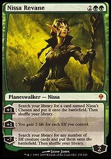 Magic: the Gathering - Nissa Revane (170) - Zendikar - Foil