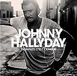 Songtexte von Johnny Hallyday - Mon pays c'est l'amour