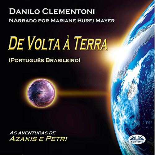 De Volta à Terra [Back to Earth] cover art