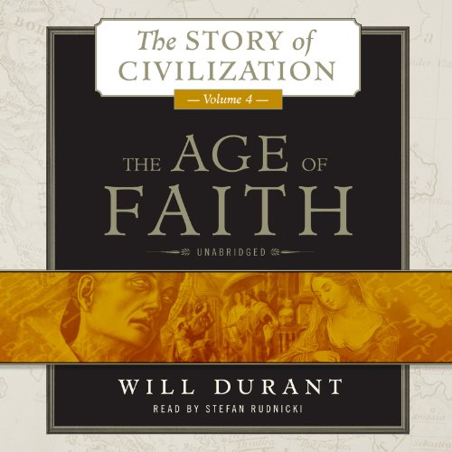 The Age of Faith, Volume 4 copertina