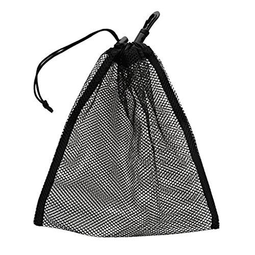 CUTICATE Netztasche zur Aufbewahrung von Golfbälle und Tischtennisbälle