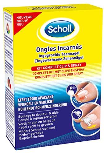 Scholl Set gegen eingewachsene Nägel