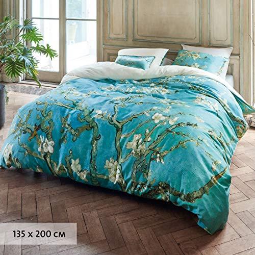 Beddinghouse Bettwäsche Van Gogh | Almond Blossom Blue - 135 x 200 cm