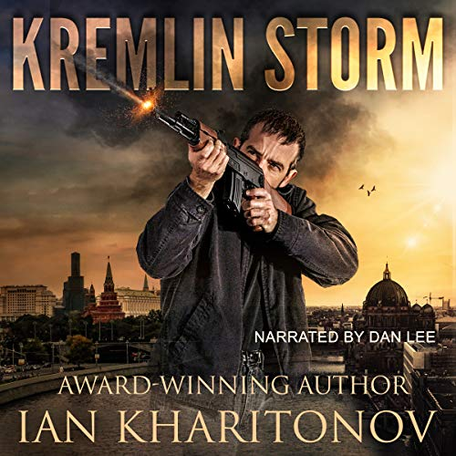 Kremlin Storm  By  cover art