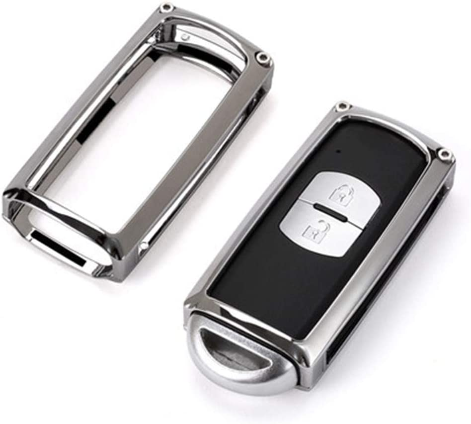 HCZSZH Car Key Holder ,for Denver Mall Mazda Zinc CX7 Spring new work one after another CX5 Axela Atenza All