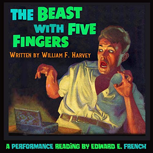 『The Beast with Five Fingers』のカバーアート
