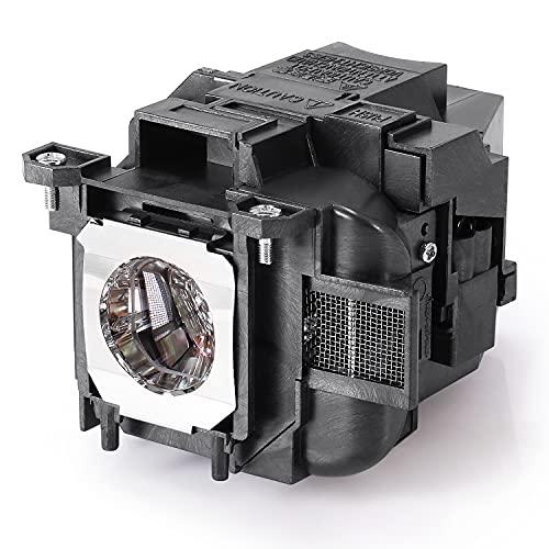 GreenBale Lampada di Ricambio per Epson ELPLP78 EB-S03 EH-TW5200 EH-TW5100 EH-TW490 EH-TW570 EB-S04 EB-S17 EB-S27 EB-W03 EB-W28 EX3220 EX3240 EX5220 EX5240 EX9200 Lampada per Videoproiettore