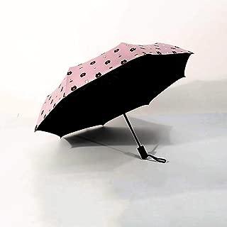 Golf Umbrella, Portable Windproof Design Sun Umbrella, Outdoor Windproof Travel Automatic Travel Umbrella, Perfect for Sun or Heavy Rain