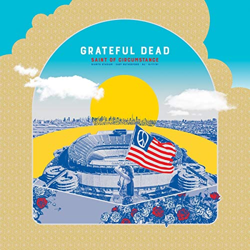 Saint Of Circumstance: Giants Stadium, East Rutherford, Nj 6/17/91 (Live) (5Lp) [Disco de Vinil]