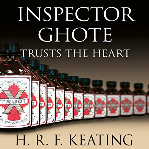 Inspector Ghote Trusts the Heart cover art