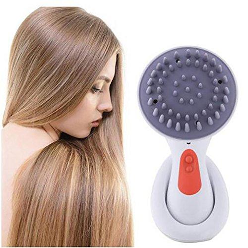 Massager Masseur De Tête De Cuir Chevelu Électrique Relaxation De Cerveau De Soulager De Mal De Tête De Soulager Prévenir La Perte De Cheveux
