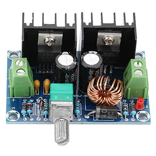 Regulador de voltaje de CC a CC, convertidor reductor de módulo de...