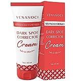 Venanoci Dark Spot Corrector Cream - Bikini, Hyperpigmentation, Under Arm Cream, Dark Spot Cream For Intimate Areas, Age Spots, Uneven Skin Tone
