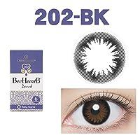 ビーハートビー2week 202-BK (ブラック) -2.25