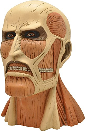 Plastoy -Attack ON Titan- Bust Colossal 23cm