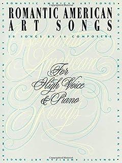 Romantic American Art Songs: High Voice