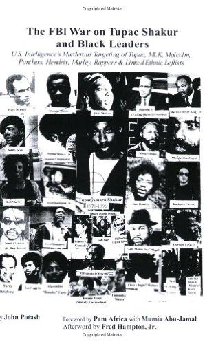 The FBI War on Tupac Shakur and Black Leaders: U.S. Intelligence's Murderous Targeting of Tupac, MLK, Malcolm, Panthers,