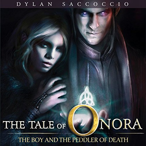 The Boy and the Peddler of Death audiobook cover art