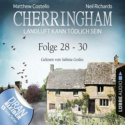 Cherringham - Landluft kann tödlich sein, Sammelband 10 Titelbild