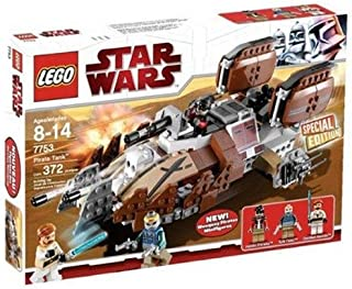 LEGO Star Wars Exclusive Set #7753 Pirate Tank