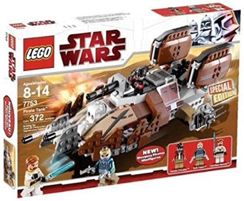 LEGO tar Wars 7753 Pirate Tank