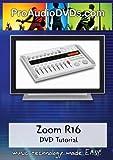 Zoom R16 DVD Video Tutorial Manual Help