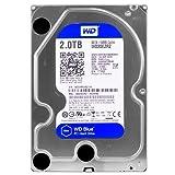 Western Digital Blue WD20EZRZ 2TB 5.4K RPM 3.5'' SATA,Silver