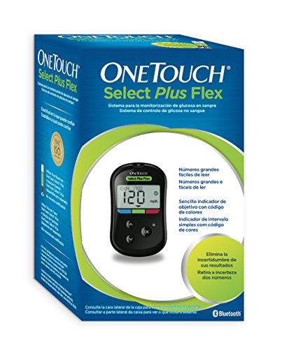 ONE TOUCH SELECT PLUS FLEX MEDIDOR DE GLUCOSA