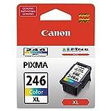 Canon CL-246 XL Color Ink Cartridge Compatible to iP2820, MG2420, MG2924, MG2920, MX492, MG3020, MG2525, TS3120, TS302, TS202, TR4520