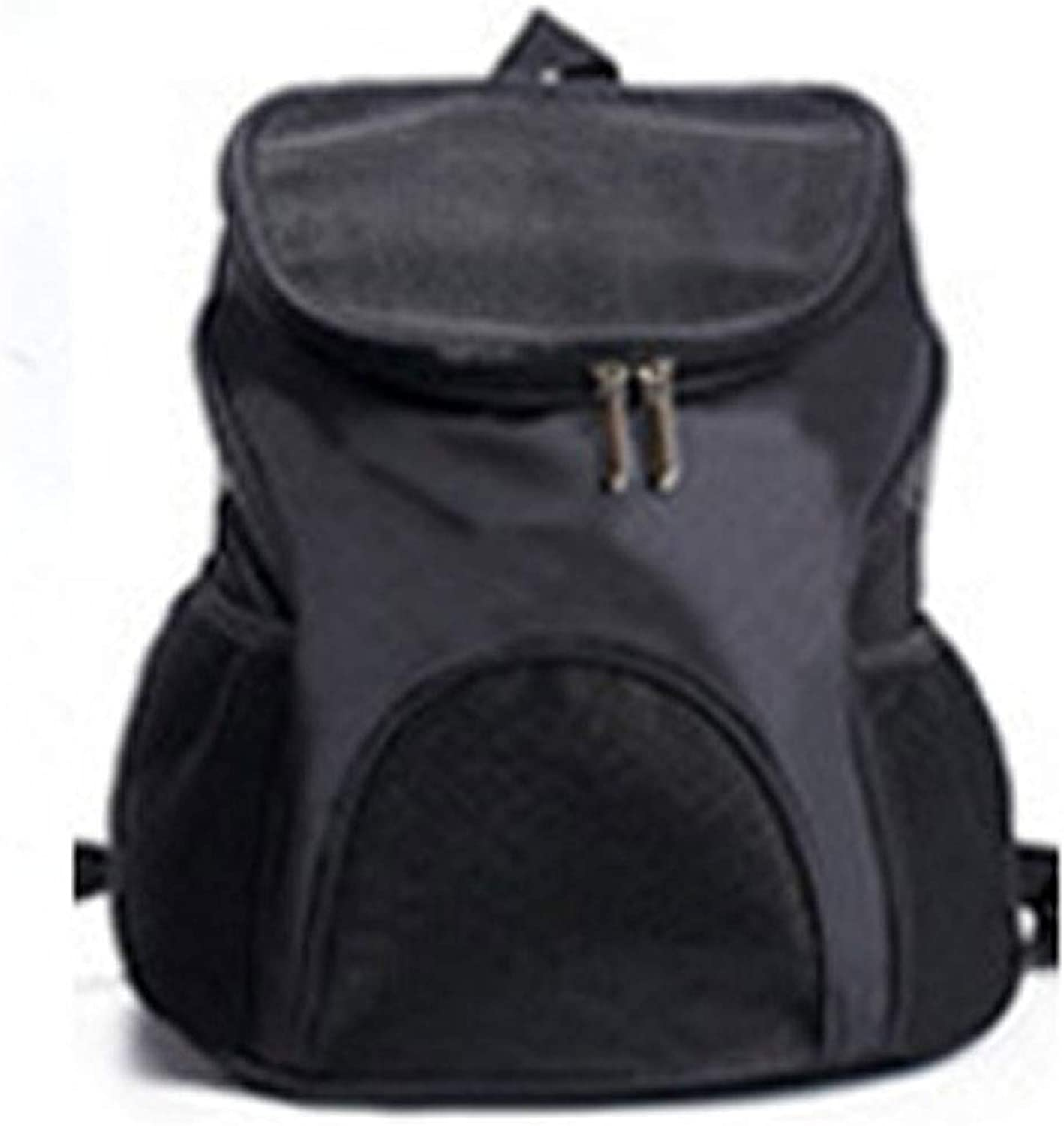 HAOJINFENG Dog Bag Breathable Front Chest Bag Pet Out Portable Backpack Multicolor Optional