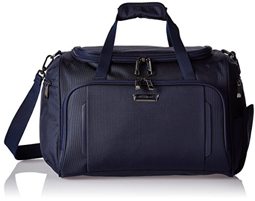 Samsonite Silhouette XV Softside Luggage with Spinner Wheels, Twilight Blue, Travel Tote