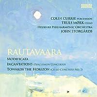 ラウタヴァーラ:チェロ協奏曲 第2番「地平線に向かって」