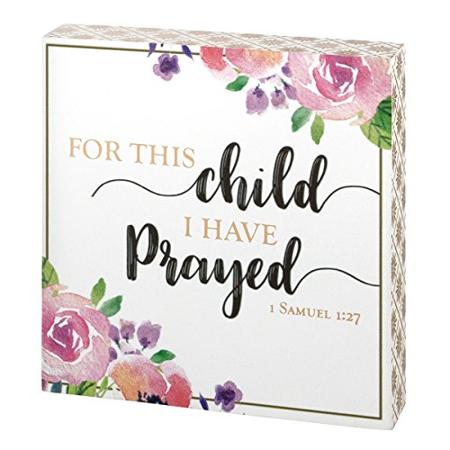 Lillian Rose for This Child I Have Prayed Sign