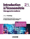 Introduction à l'économétrie: Une approche moderne (2018)