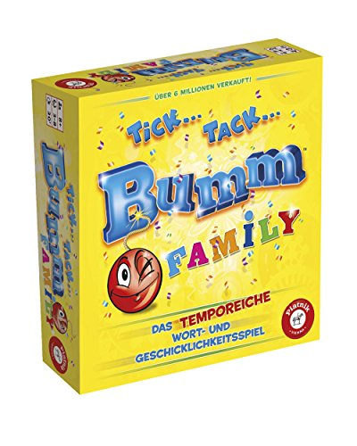 Piatnik 6053 - Tick Tack Bumm Family
