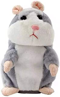 Hamster Falante Repete Fala Dança Criança Presente-(Escolher cores)