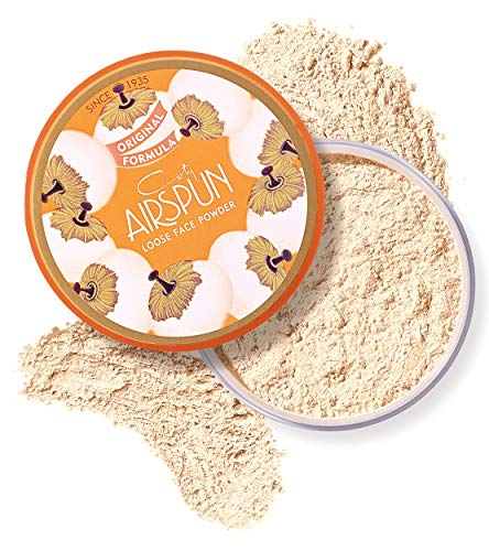 Coty Airspun Face Powder, Naturally Neutral, 2.3 Oz, Natural Tone Loose Face Powder, for Setting Makeup or Foundation, Lightweight, Long Lasting, Pack of 1