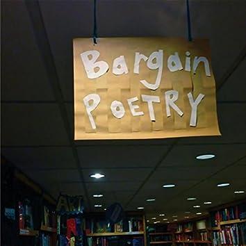 Bargain Poetry