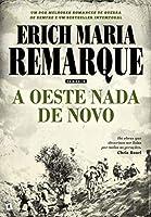 A Oeste Nada de Novo (Portuguese Edition)
