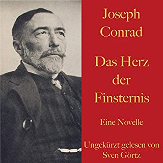 Das Herz der Finsternis     Eine Novelle              By:                                                                                                                                 Joseph Conrad                               Narrated by:                                                                                                                                 Sven Görtz                      Length: 5 hrs and 2 mins     Not rated yet     Overall 0.0