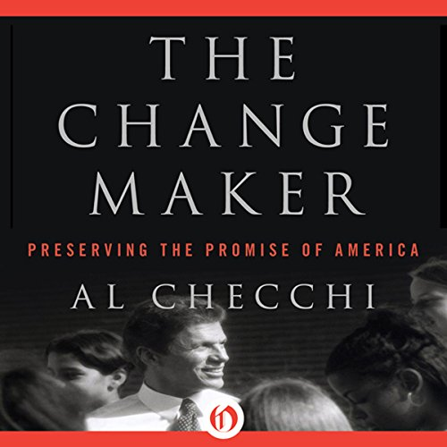 The Change Maker audiobook cover art
