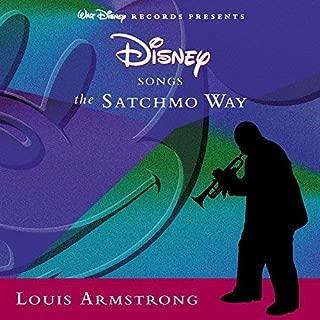 Disney Songs The Satchmo Way / Various