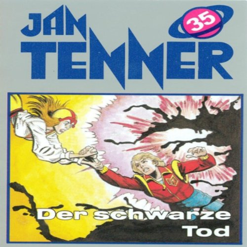 Der schwarze Tod (Jan Tenner Classics 35) audiobook cover art