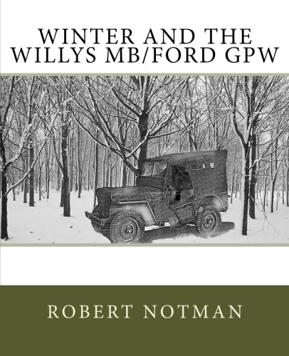 Winter and the Willys MB/Ford GPW